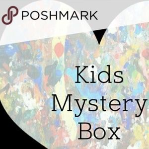 Mystery Re-Seller Box of Kids Clothing Items